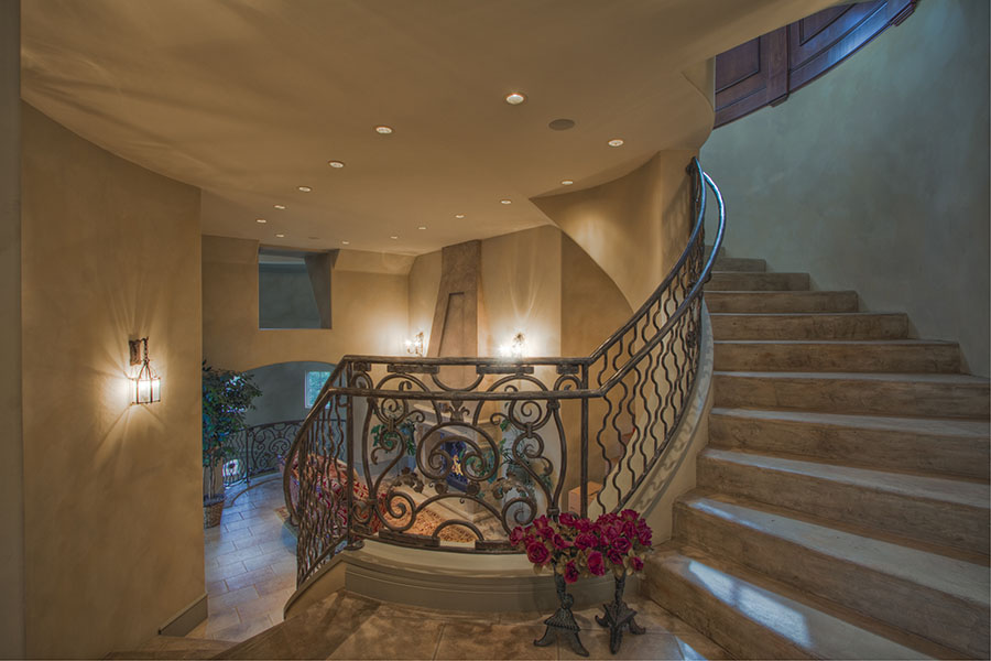 Custom Paint Interior Home